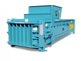 Atlas horizontal baler
