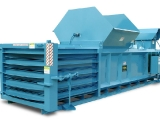 Stealth horizontal baler
