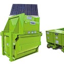 Solar Powered Waste Handling Equipment