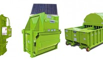 Solar Powered Waste Handling Equipment