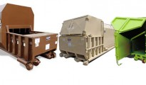 Self-Contained Compactors – Wet Waste