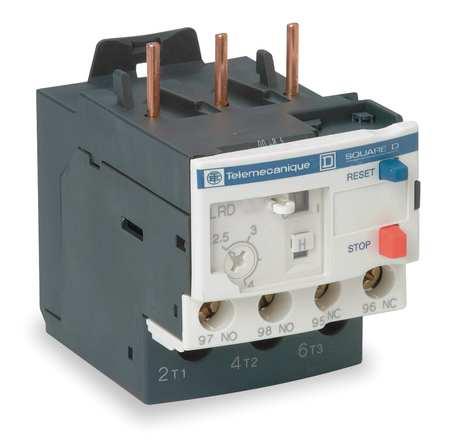 03 4850 Motor Starter Iec Overload 2 5 4 Amp Tele
